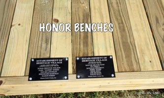 Honor Benches